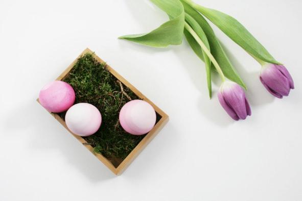 Wenn Küken selber Eier färben: DIY-Osterspass mit Kindern | ifolor