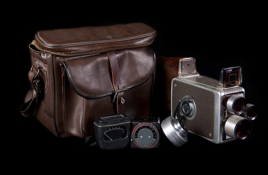 Single Lens Reflex camera from the 1950's