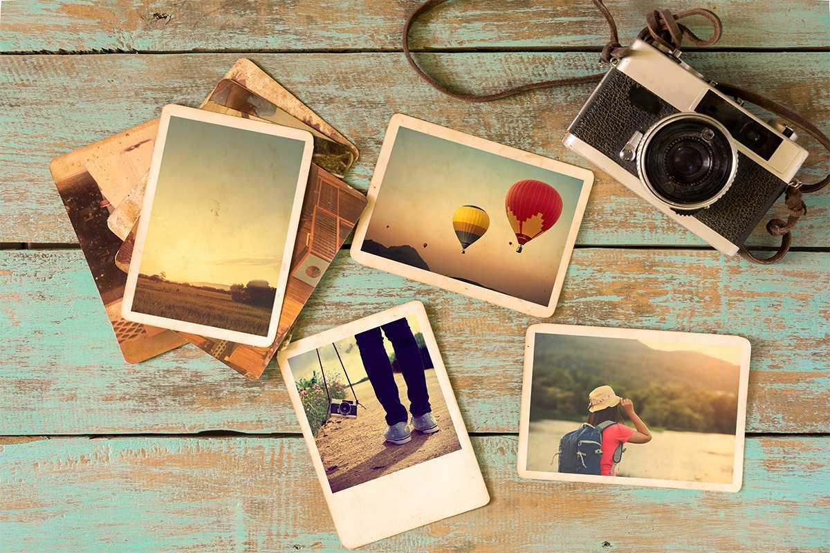 La storia della fotografia- parte 6: le foto istantanee | ifolor