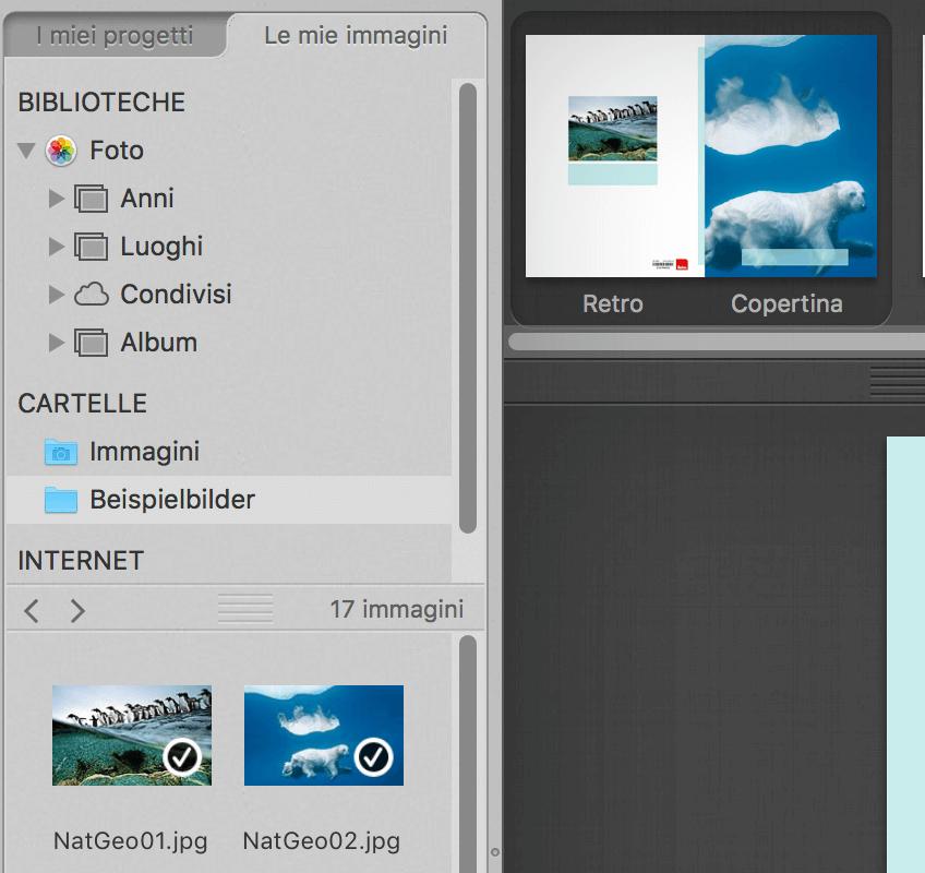 foto su mac senza iphoto