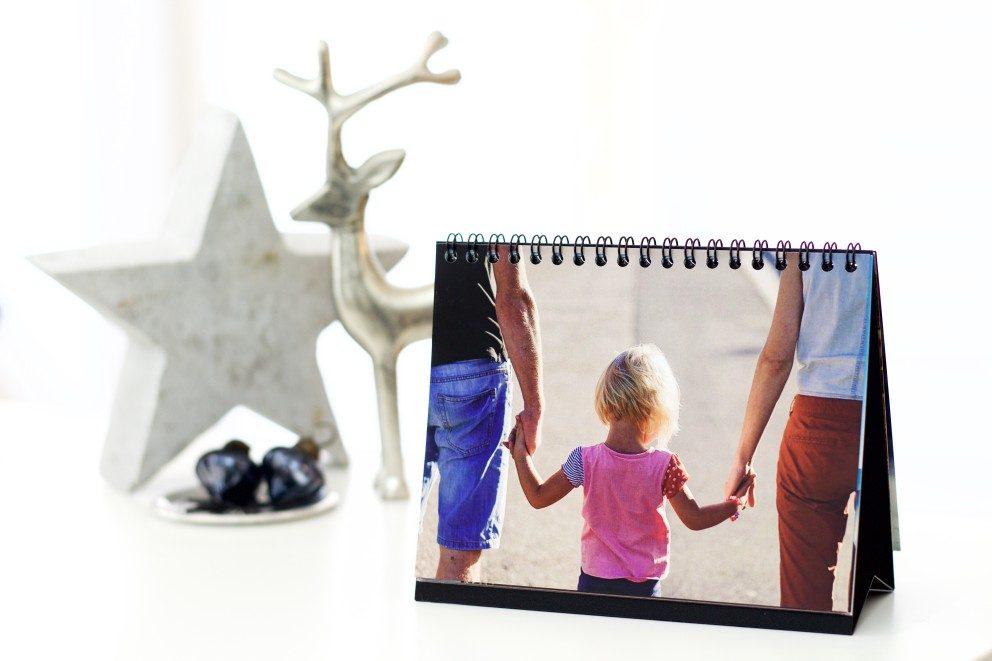 Weihnachtliche Fotogeschenke für die Grosseltern | ifolor