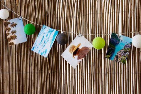 kreative dekorations ideen f r die sommerparty mit fotoabz gen ifolor. Black Bedroom Furniture Sets. Home Design Ideas