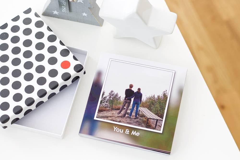 Un booklet regalo personalizzato da regalare a natale ifolor
