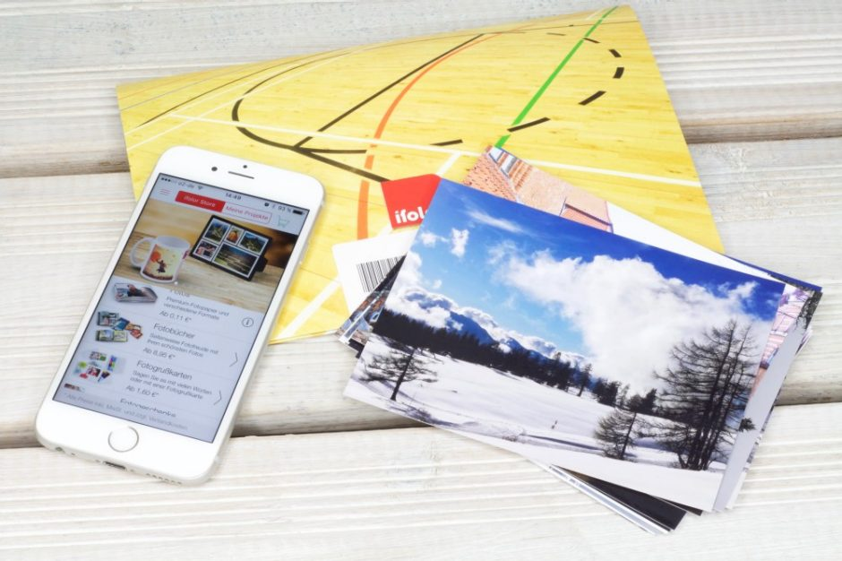 Digital prints - printed photos from the ifolor Digital Photos app