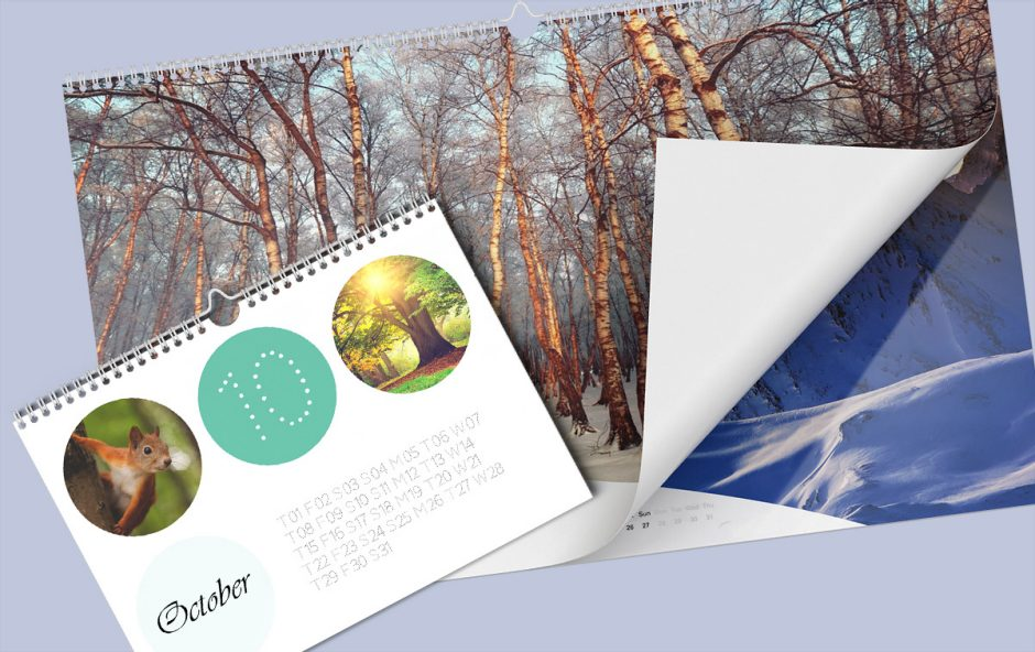 Photo calendars from ifolor