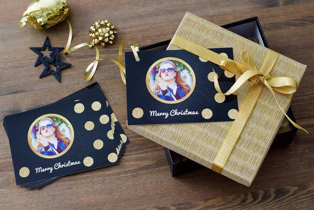 Etichette Per Regali Di Natale Da Stampare.Cartoline Personalizzate Da Usare Come Etichette Per I Regali Di