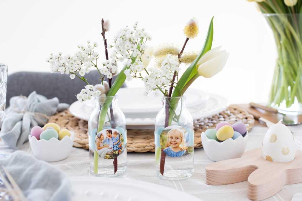Décoration De Table Et Petits Cadeaux Pour Votre Brunch De Pâques