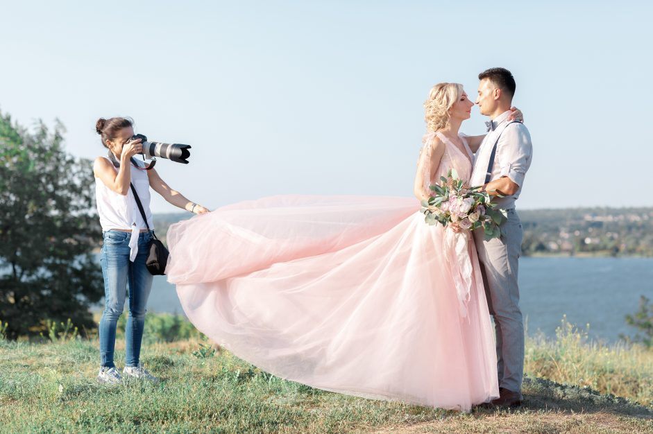The Perfect Wedding Photographer
