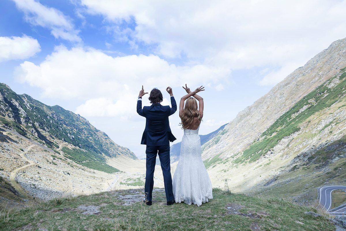 Wunderbar Ideen Für Hochzeitsfotos Das Beste Von Hochzeitsfoto-idee 4 - Zeichen Setzen