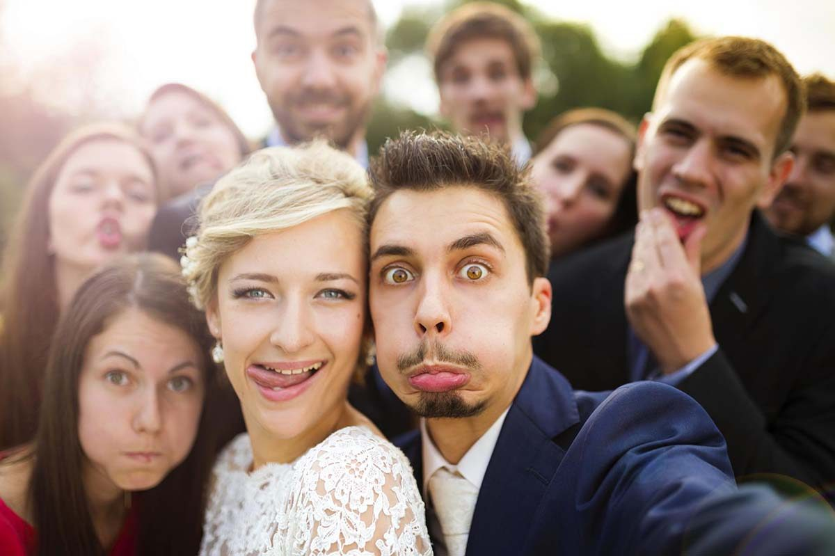 Tipps Und Ideen Fur Ausgefallene Hochzeitsfotos Ifolor