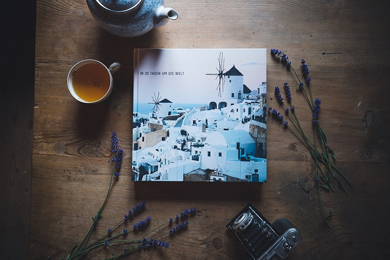 Expert tips for creating a travel photo book