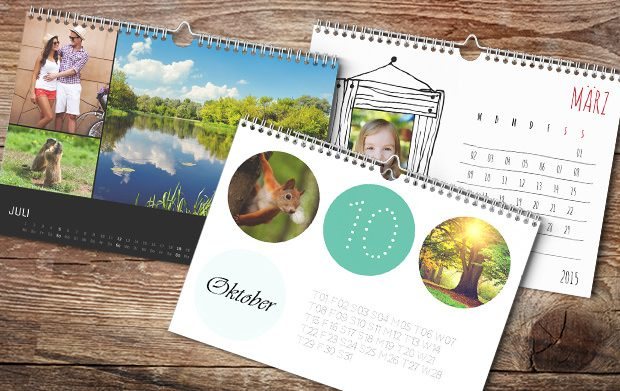 Video tutorial: photo calendars