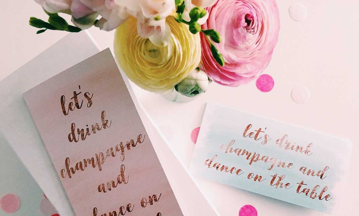 Image result for 5 Tips to design a perfect invitation for the hen party