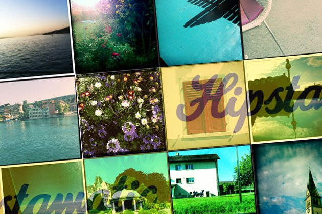 Hipstamatic - the charm of retro pictures on your smartphone