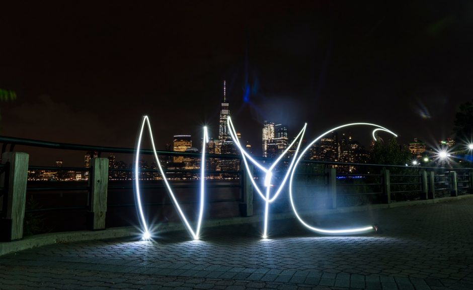 Tutorial: how to do lightpainting for beginners