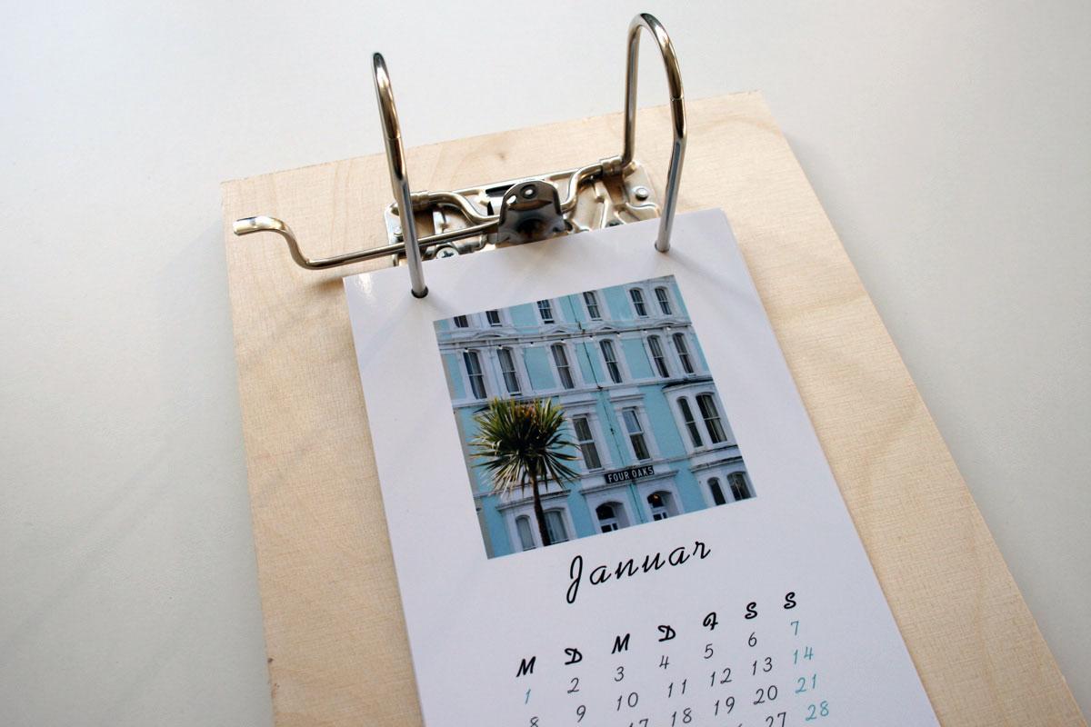 Cartoline Ch Calendario.Fare Bricolage In Modo Originale E Rapido Un Calendario