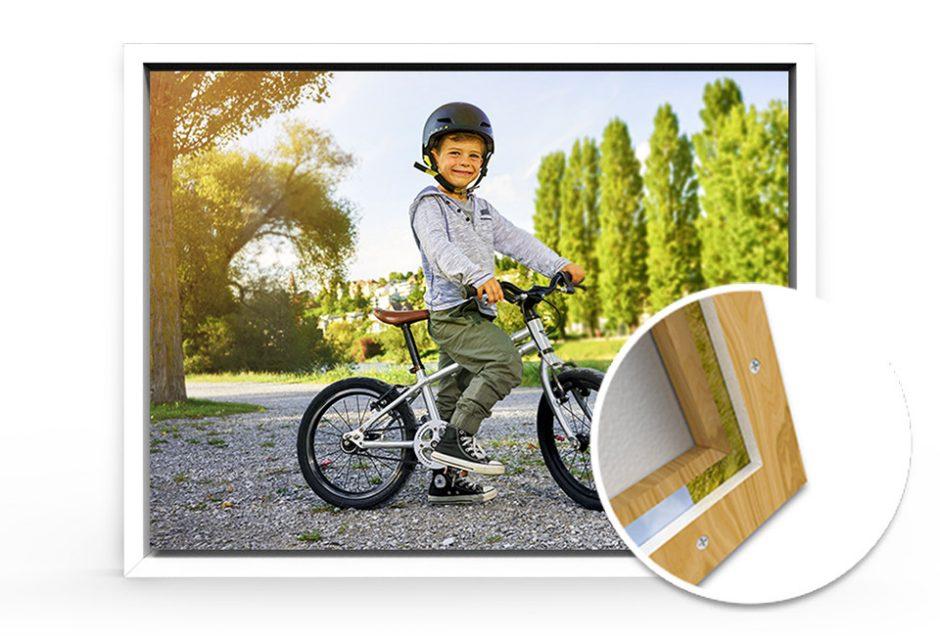 cr er facilement une d coration murale en ligne ifolor. Black Bedroom Furniture Sets. Home Design Ideas