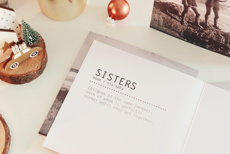 Weihnachtsgeschenke Für Geschwister.Weihnachtsgeschenk Für Schwester Und Bruder Selbst Gestalten Ifolor