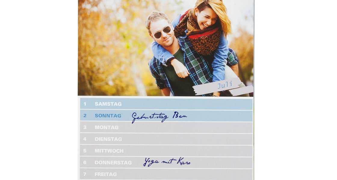 Cartoline Ch Calendario.Calendario Da Cucina Ifolor