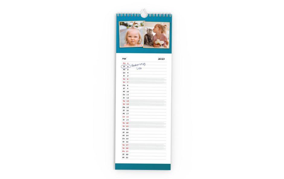 Kitchen Calendar Design : Kitchen calendar personalised ifolor