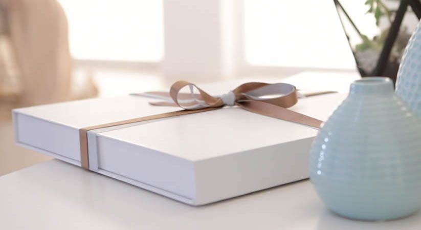 The Present Box for Photo Books