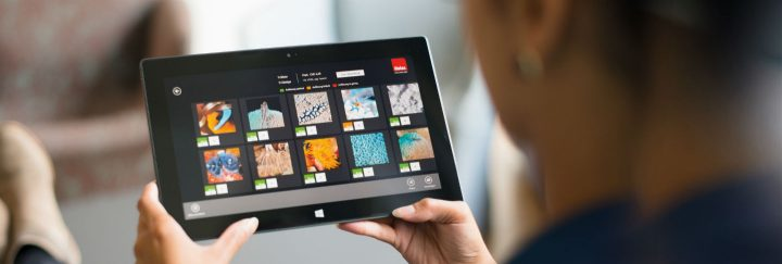 App Windows 8 Tirages photos