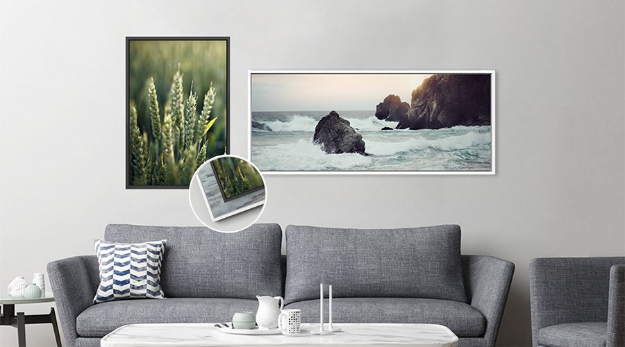 The highlight for your photo canvas